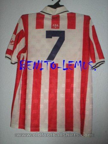 2685f5531a7 Chivas de Guadalajara Home חולצת כדורגל 1994 - 1995.