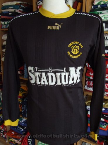 Smedby AIS Home football shirt (unknown year)