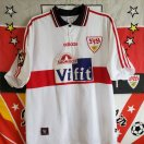 VfB Stuttgart football shirt 1996 - 1997
