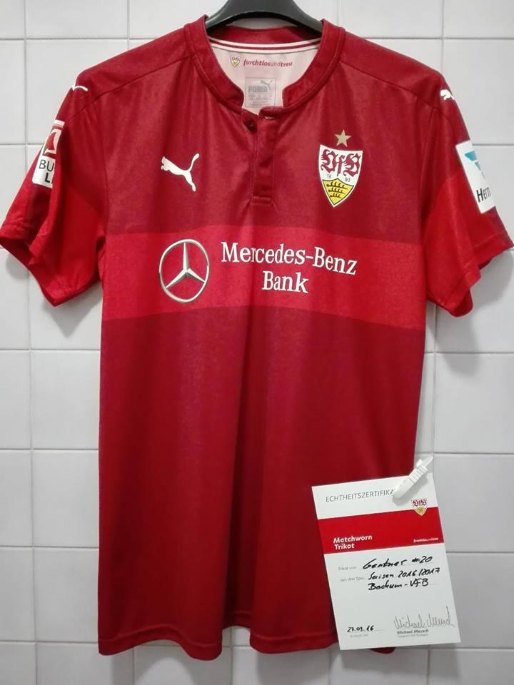 JAKO VfB Stuttgart Teamline Camiseta Unisex Adulto