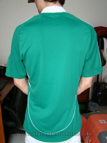 Nigeria Home football shirt 2007 - 2009