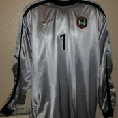 Goalkeeper football shirt 1998 - 2000
