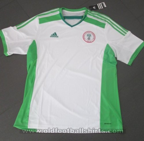 Nigeria Away football shirt 2014 - 2015