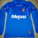 Siroki Brijeg football shirt 2003 - 2004
