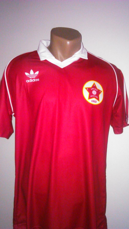 velez mostar retro replicas football shirt unknown year