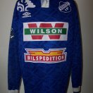 Norrby IF football shirt 1994 - ?