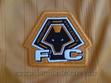 Wolverhampton Wanderers Home football shirt 1994 - 1995