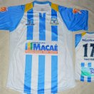 Macaé football shirt 2011 - 2012