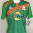 ZESCO United football shirt 2013 - 2014