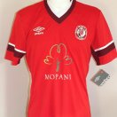 Nkana FC  football shirt 2013 - 2014