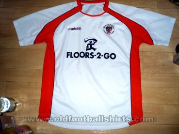 Blackpool Away football shirt 2007 - 2008