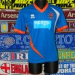 Third football shirt 2013 - 2015