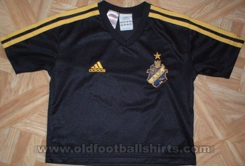 AIK Fotboll  Home football shirt 2004 - 2005