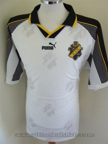 AIK Fotboll  Away football shirt (unknown year)