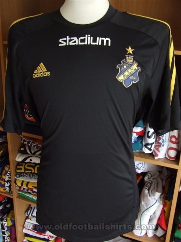 AIK Fotboll  Home football shirt 2009