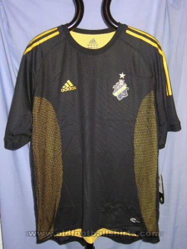 AIK Fotboll  Home football shirt 2002 - 2003