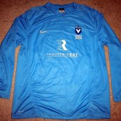 Home football shirt 2011 - 2013