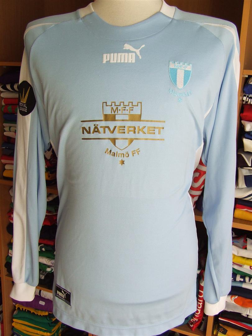317ed15675f Malmo Cup Shirt Maillot de foot 2004 - 2005.