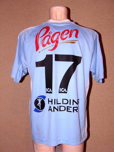 f56018baa62 Malmo Home football shirt 2004 - 2005.