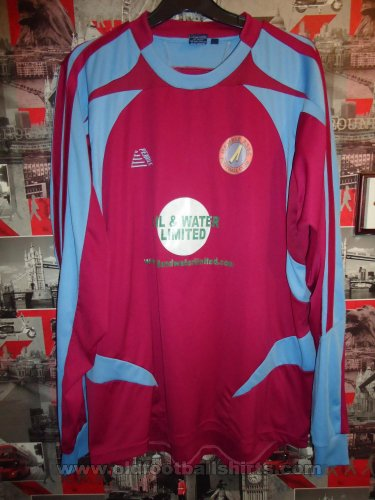 Folland Sports FC Home football shirt (unknown year)