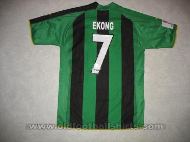 GAIS Goteborg Home football shirt 2006