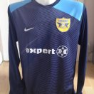 FC Kuressaare football shirt 2009 - 2010