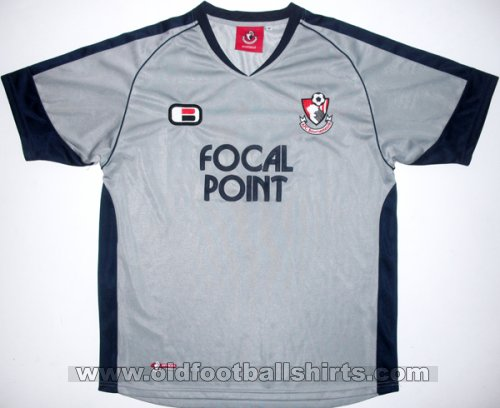 Bournemouth Goalkeeper football shirt 2006 - 2008