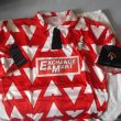 Thuis  voetbalshirt  1992 - 1993