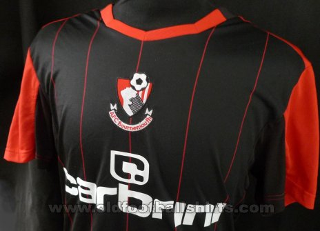 Bournemouth Third baju bolasepak 2010 - 2011