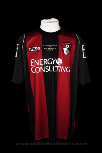 Bournemouth Special football shirt 2013
