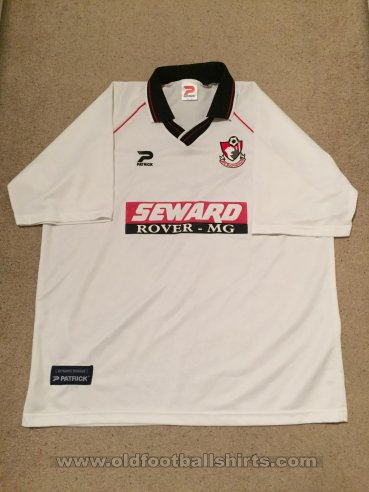 Bournemouth Away baju bolasepak 1999 - 2000