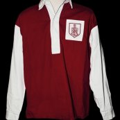 Retro Replicas football shirt 1936 - 1949
