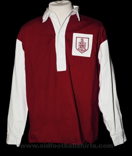 Bournemouth Retro Replicas football shirt 1936 - 1949