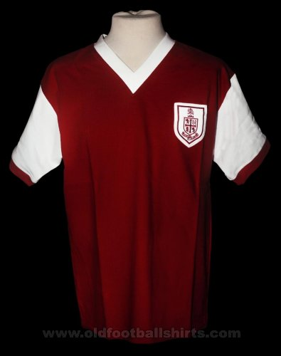 Bournemouth Retro Replicas Maillot de foot 1956 - 1961