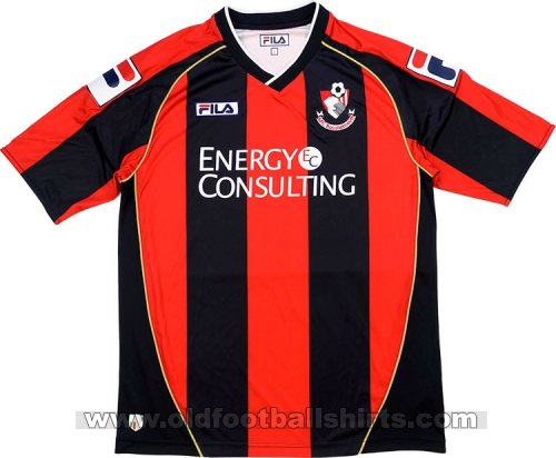 Bournemouth Home baju bolasepak 2013 - 2014