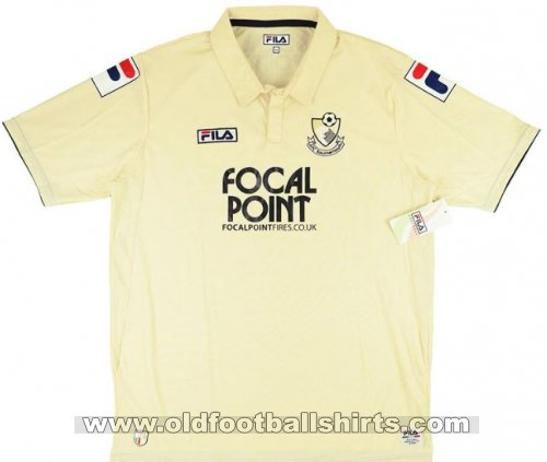 Bournemouth Third baju bolasepak 2011 - 2012