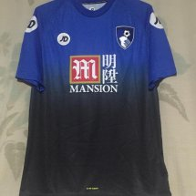 Bournemouth Home camisa de futebol 2015 - 2016 sponsored by Mansion