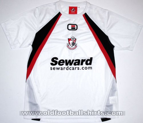 Bournemouth Training/Leisure football shirt 2004 - 2006