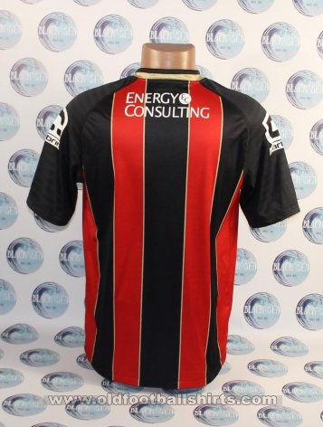 Bournemouth Thuis  voetbalshirt  2014 - 2015