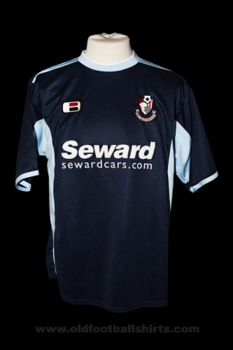 Bournemouth Away football shirt 2005 - 2007