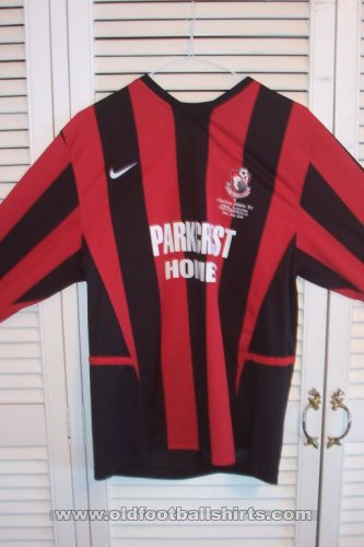 Bournemouth Special football shirt 2005