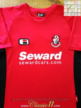 Bournemouth Home football shirt 2004 - 2006