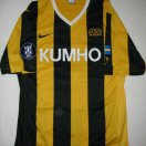 BK Hacken Goteborg football shirt 2007 - 2008