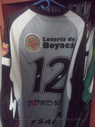 Patriotas F.C. Goalkeeper football shirt 2009