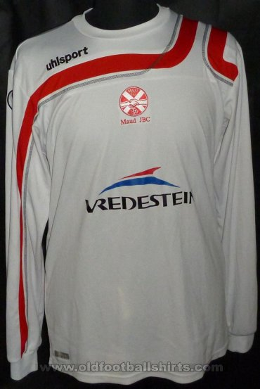 Maud F.C. Away football shirt 2009 - 2010