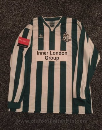 Great Wakering Rovers Home football shirt 2008 - 2010