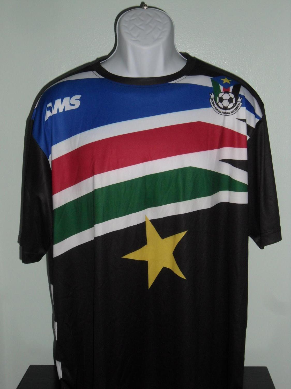 cf745270f75 South Sudan Away maglia di calcio 2014 - 2015.