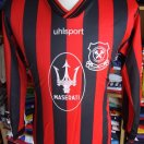 Woodley United baju bolasepak (unknown year)
