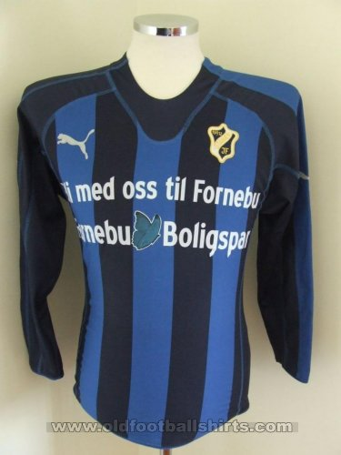 Stabaek IF	 Home voetbalshirt  2007