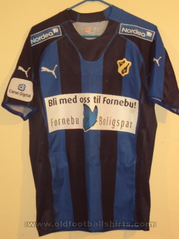 Stabaek IF	 Home Maillot de foot 2006